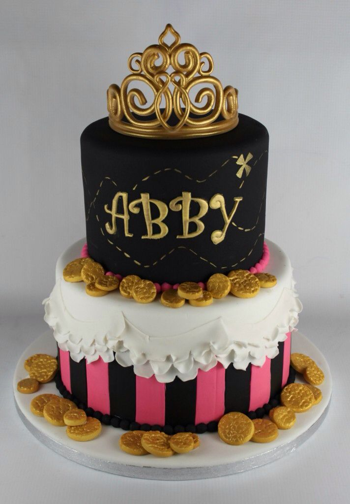 Pretty Pretty Cakes  Pinterest Cake Cake Designs And Girl - 11th birthday cake ideas