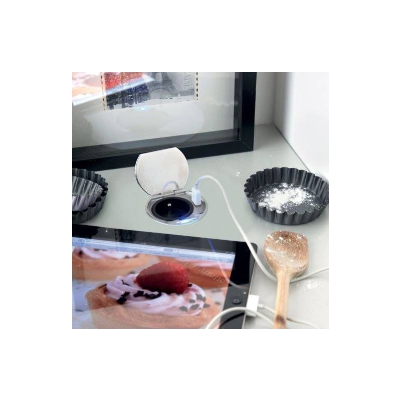 Bloc Prise Electrique A Encastrer Accessoires De Cuisine Accessoires Cuisine Veilleuse Led Bloc Prise Cuisine