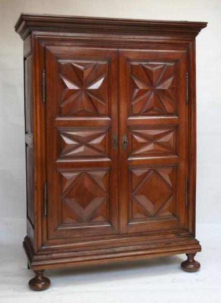 armoire Louis XIII France et Patrimoine I  Meubles de campagne