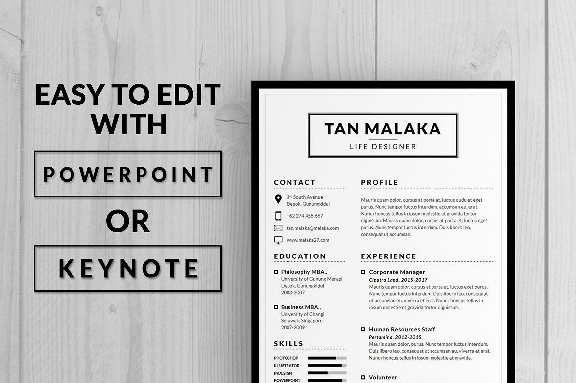 presentation and print bundle by binangkit on  creativemarket many people wrote to me and