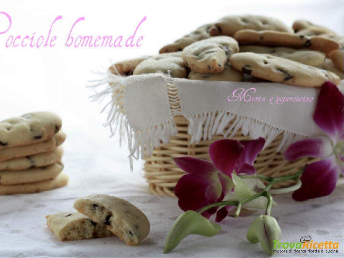 Gocciole homemade  #ricette #food #recipes