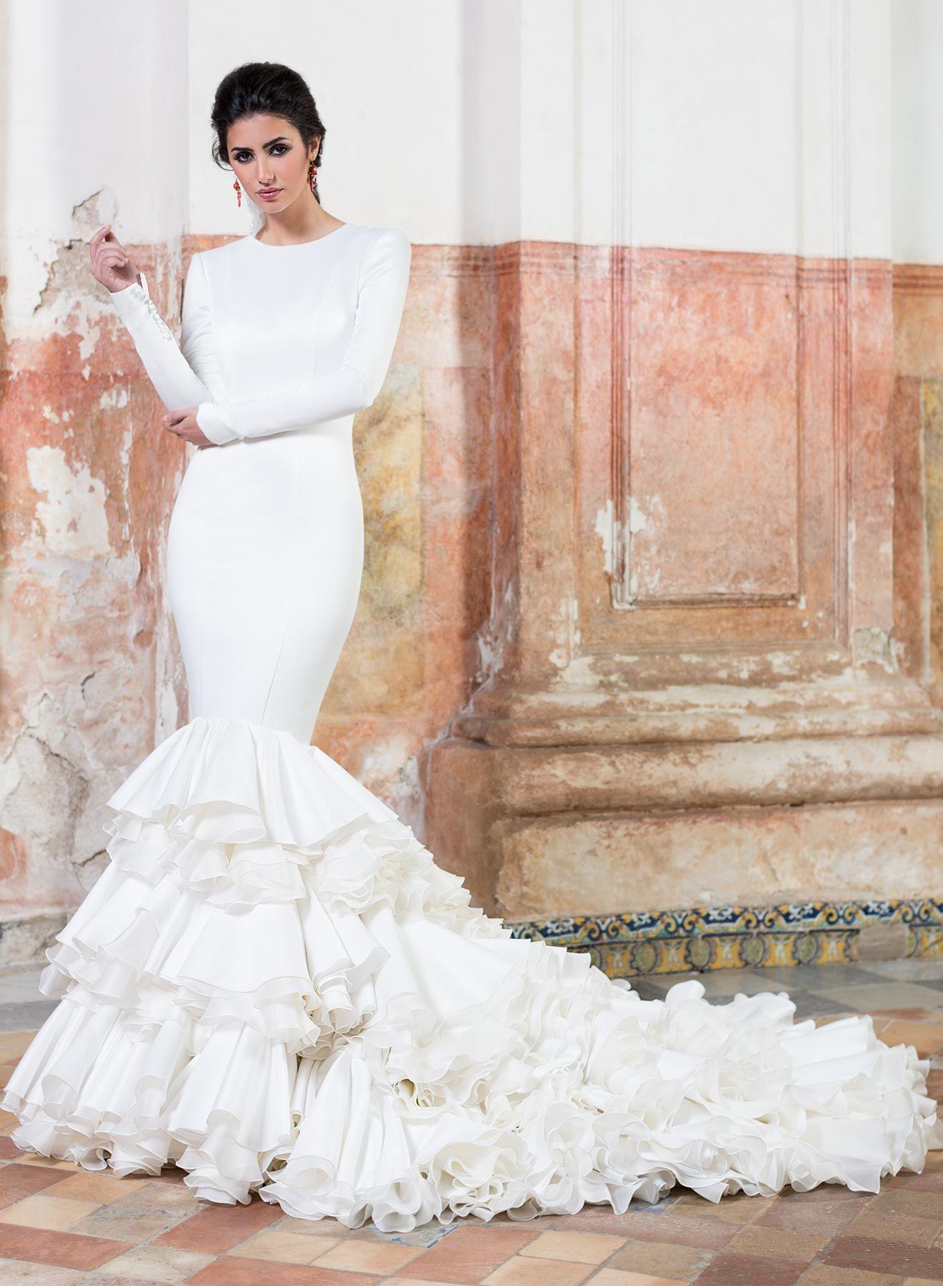 Vestidos novia vicky martin berrocal 2019