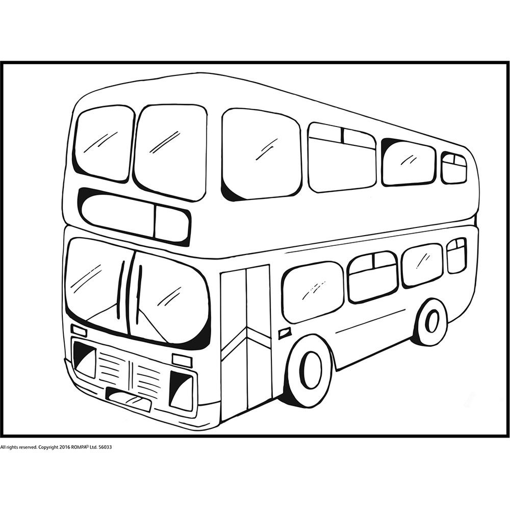 Simple Colouring Packs - Transport | colouring pages suitable for ...