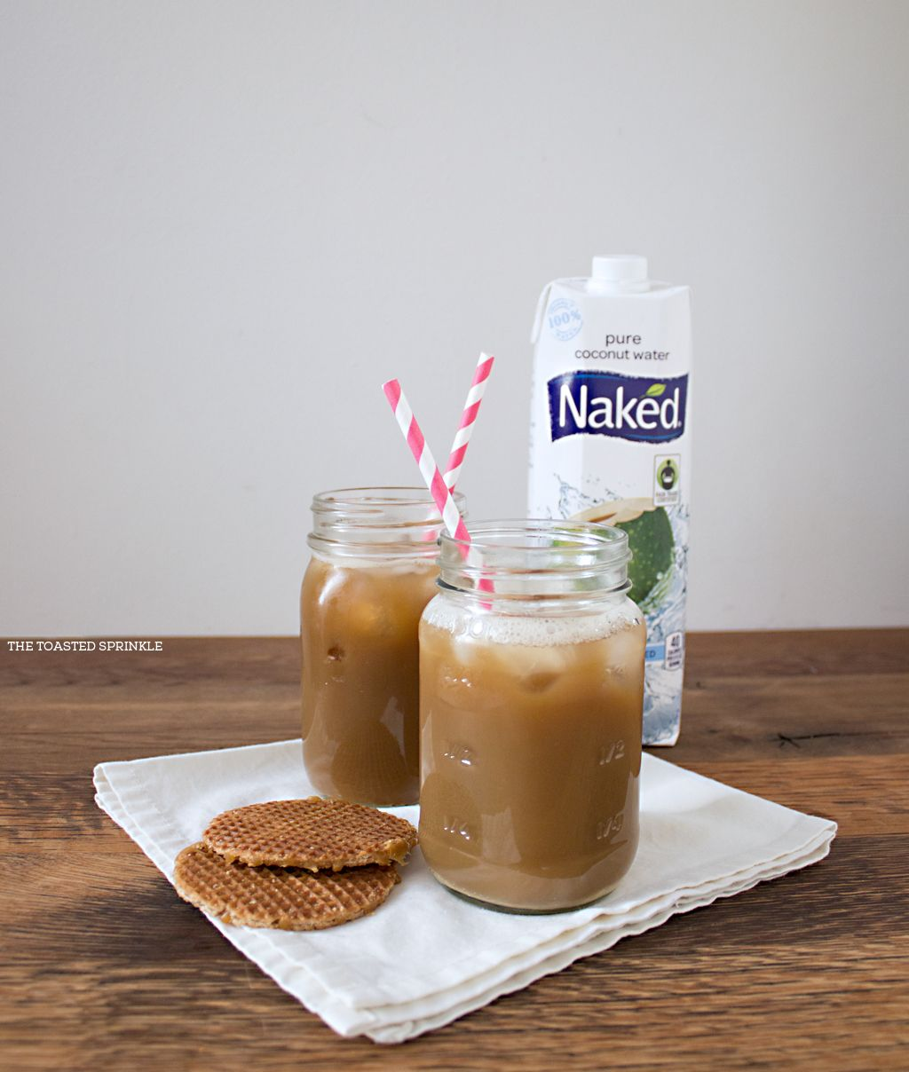 Coconut Water Coffee / This Is A Recipe For Coconut Water