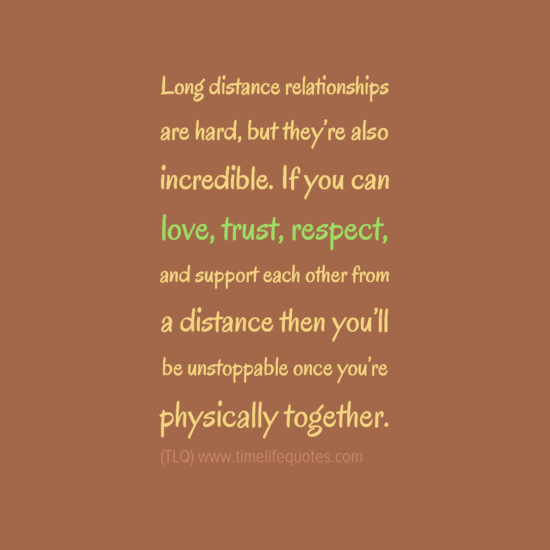 Love Quotes For Her Long Distance Relationships