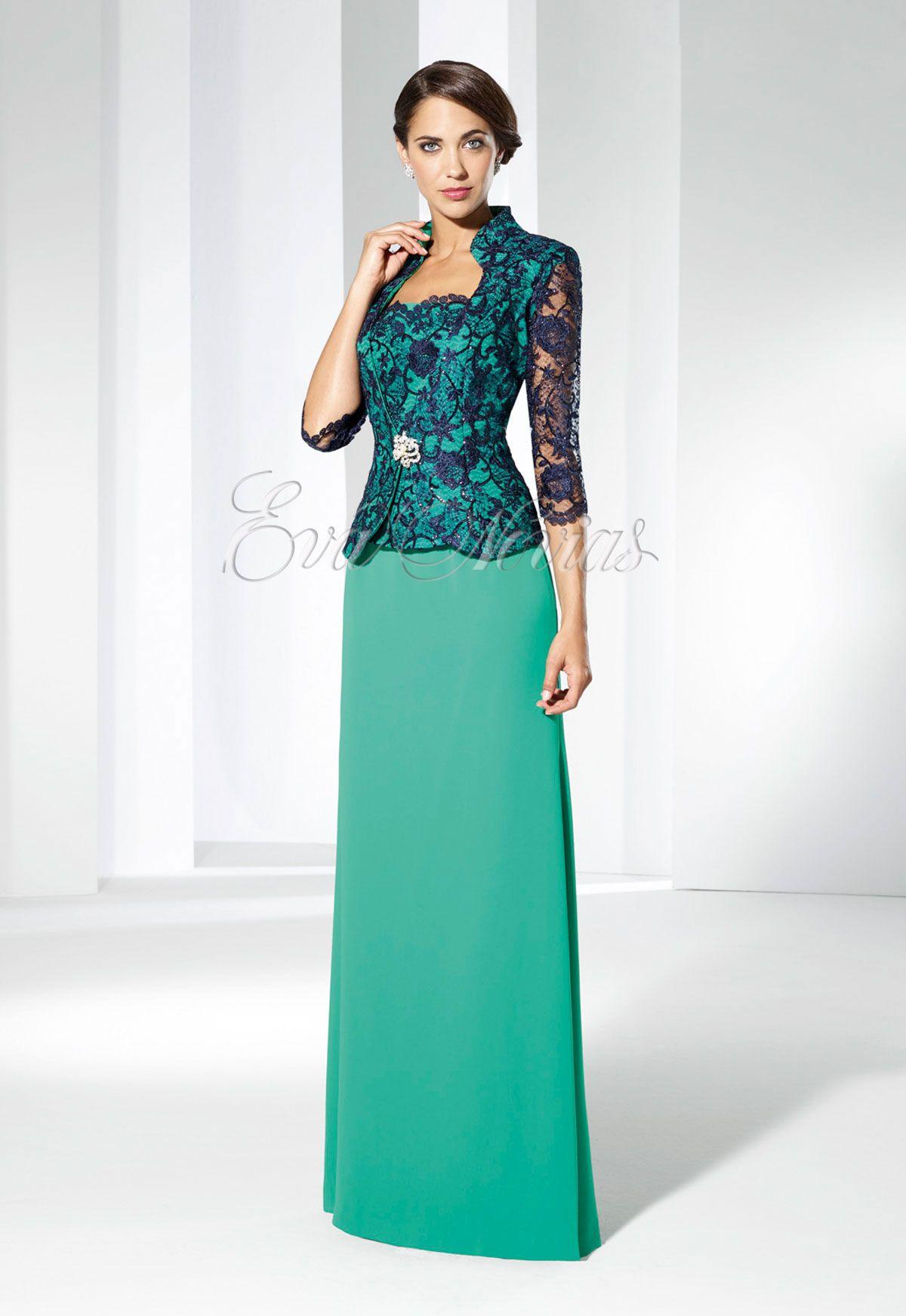 Vestido de fiesta Paloma Camacho 2016 Modelo 2737 en Eva Novias ...