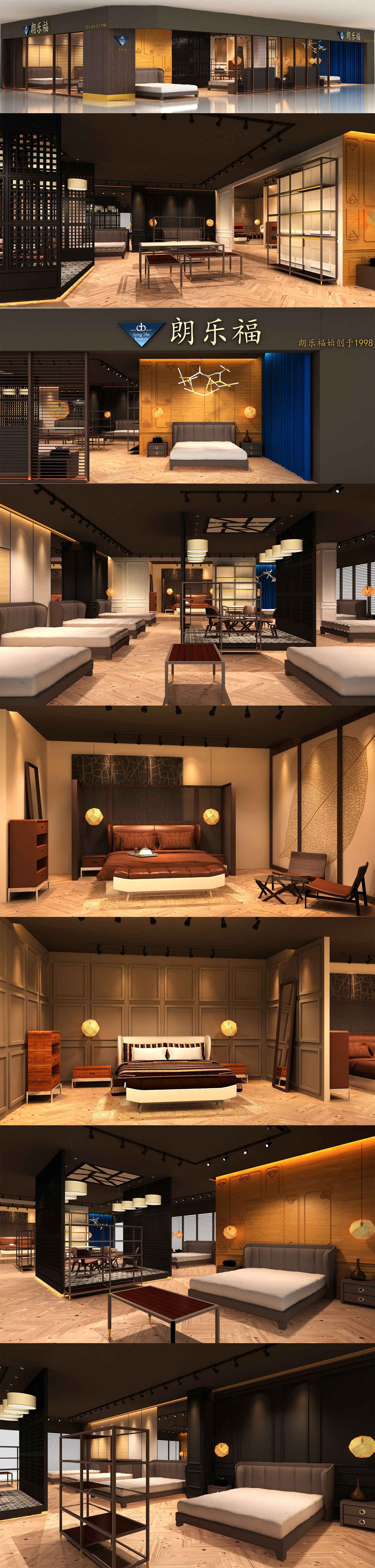 showroom design wood as headboard shop pinterest showroom