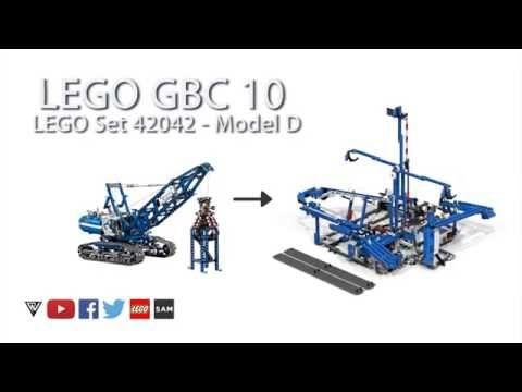 Lego Technic Crawler Crane Instructions The Best Crane Of 2018