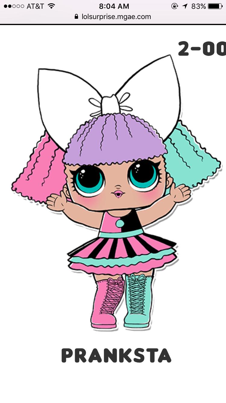 Pranksta LOL dolls Lol dolls Lol Baby dolls