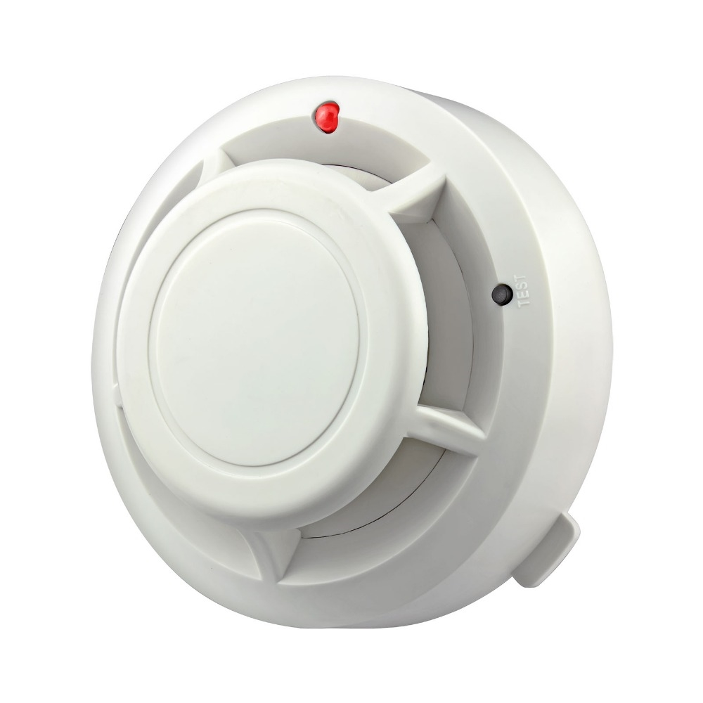 9.18$  Buy now - http://aliz0b.shopchina.info/go.php?t=32624647167 - KERUI 433 Wireless Fire Smoke Sensor Detector Burglar Alarm System for Industrial Security Alarm Accessories 1pcs Free Shipping  #buychinaproducts