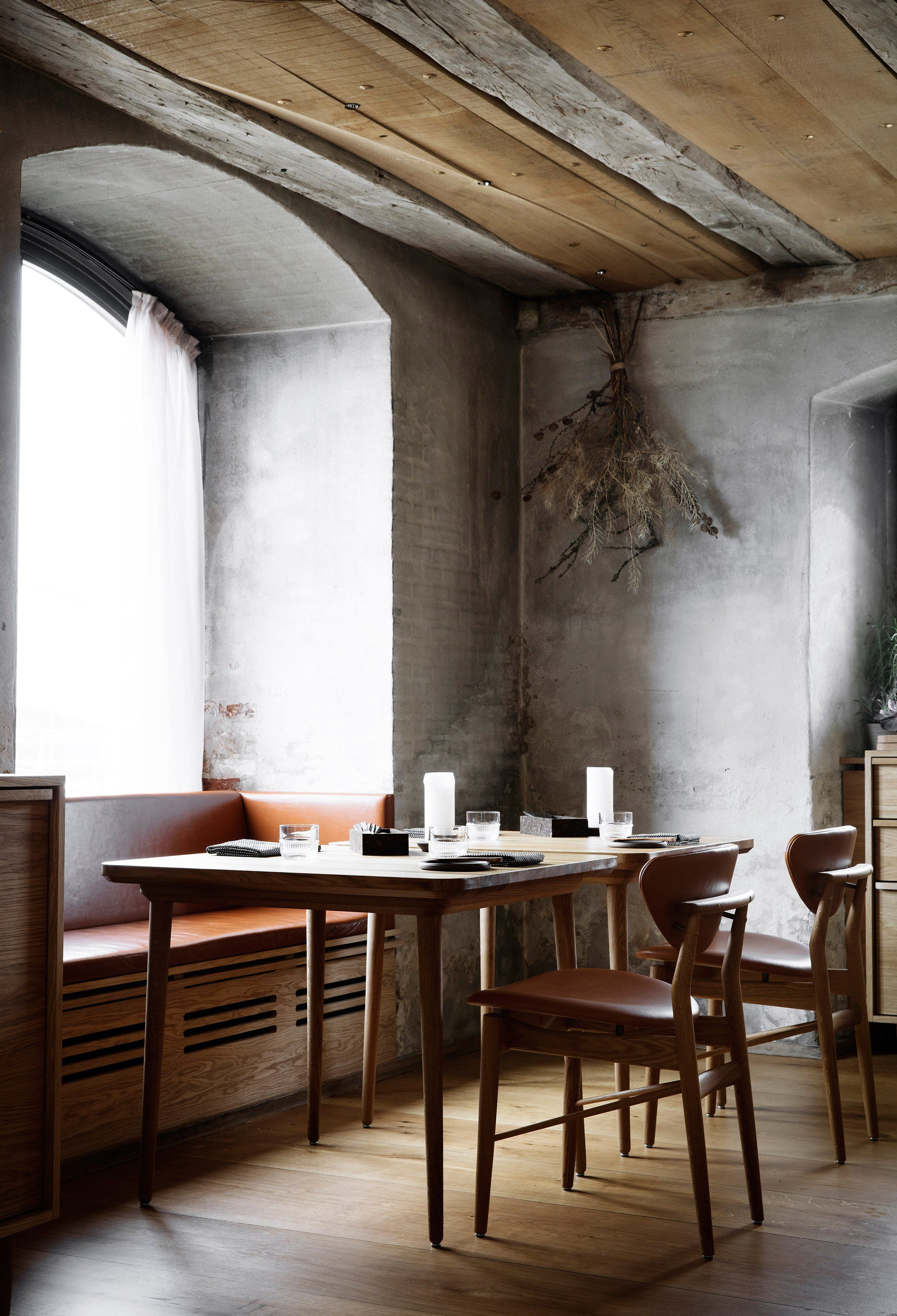 Noma Bar Copenhagen By Snohetta Restaurant Interior