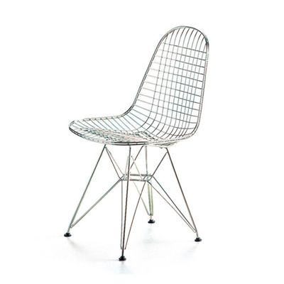 Sedia Eames Wire Chair – Dkr di Charles and Ray Eames per Vitra ...