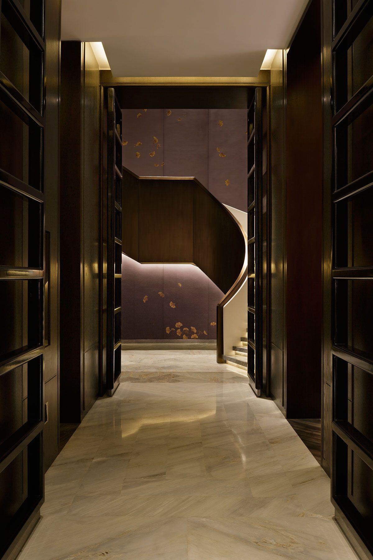 Yabu pushelberg waldorf astoria beijing yabu pushelberg for Design hotel waldorf