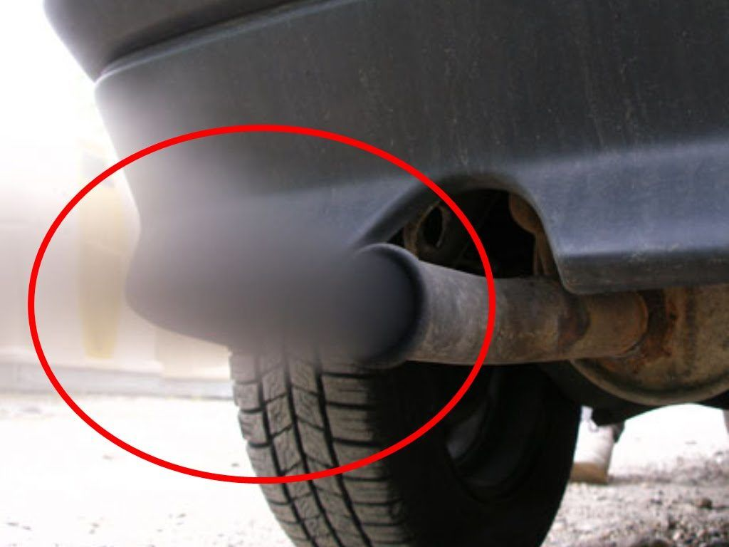 Tailpipe Smoke What Does The Color Of The Tailpipe Smoke