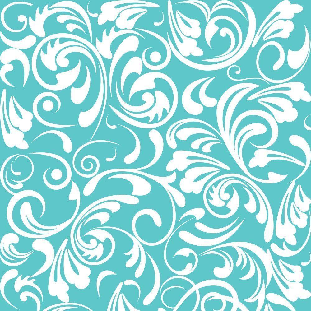 Detalhes Do Produto Papel E Parede Papel De Parede Turquesa  ~ Papel De Parede Azul Tiffany Quarto