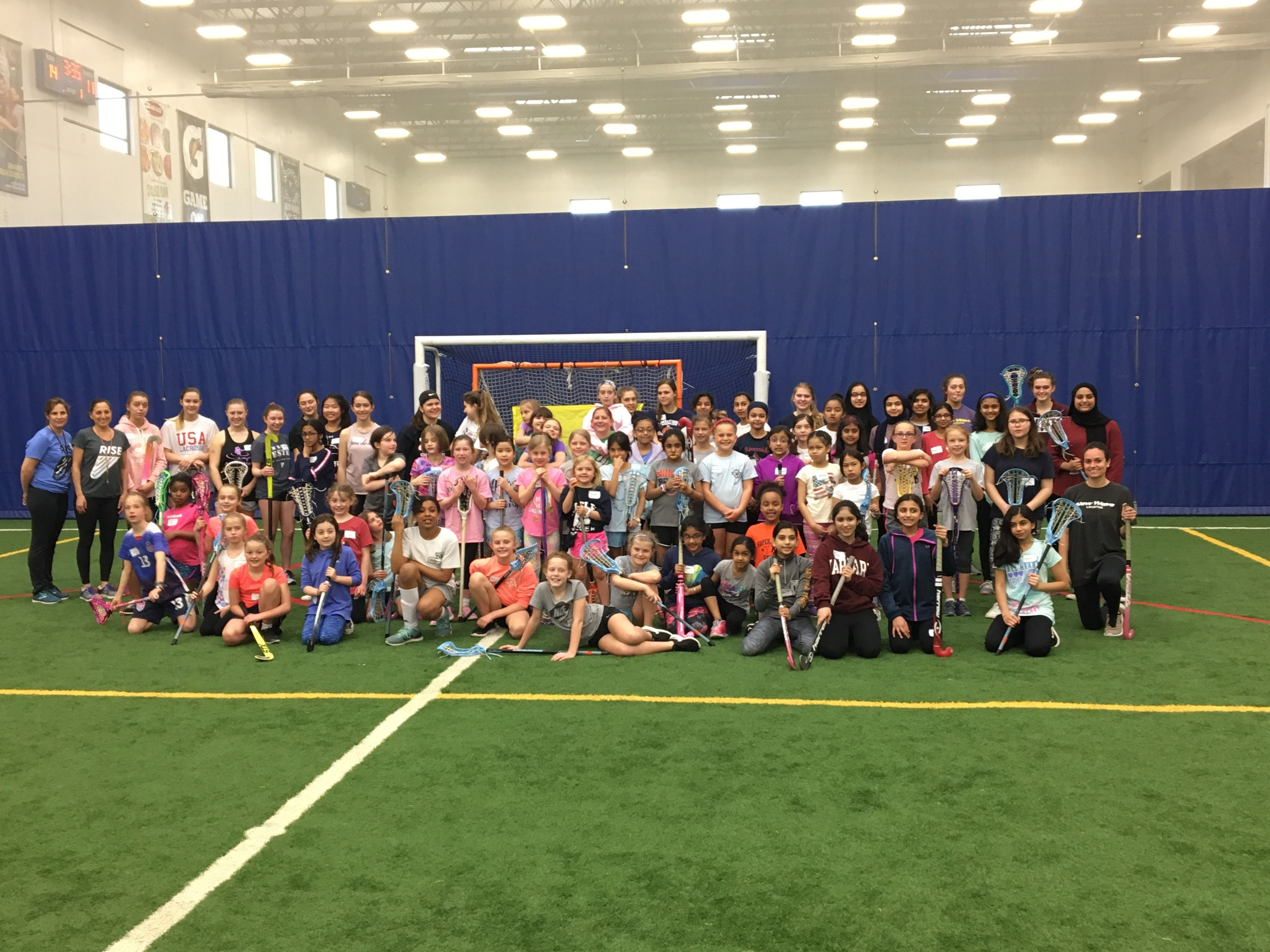 The Best Dreams Happen When You Re Awake Cherie Gilderbloom Funfriday Growthegame Dual Sport Girl Scout Clinic Wit Field Hockey Naperville Dual Sport