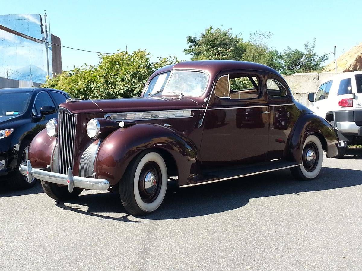1940 Packard 110 Club Coupe for sale Hemmings Motor News