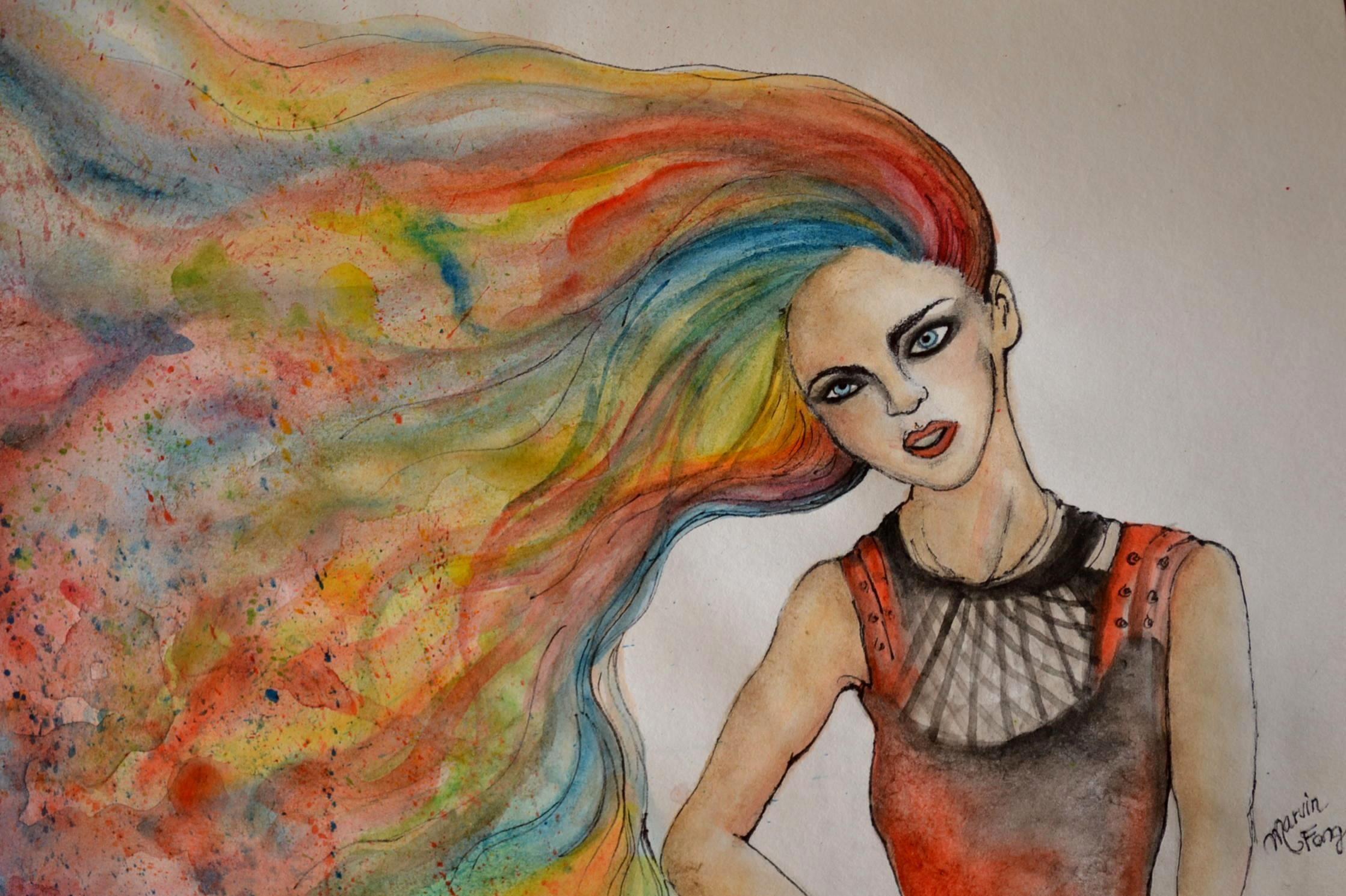 Watercolor ''Lenox''/2015