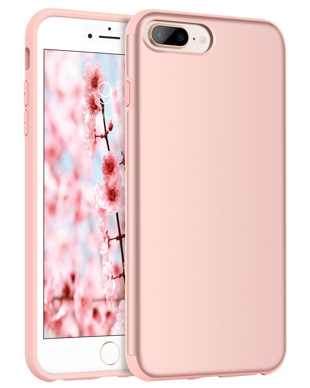 the best attitude 9b8d2 d8c5e iPhone 8 Plus / 7 Plus Case BENTOBEN Slim Shock Resistant Case for ...