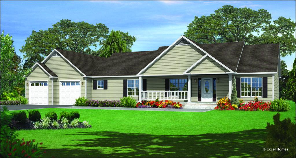 Shenandoah of Generation Ranch Collection Modular Home