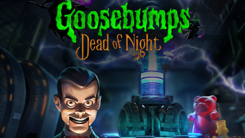 Goosebumps Dead of Night Coming This Summer nel 2020