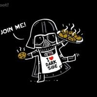 Join the dark side....we have cookies!