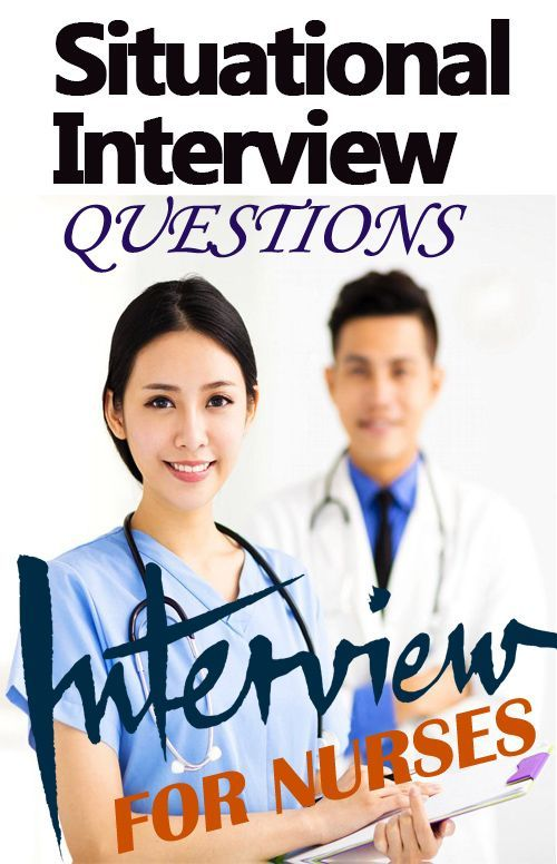 20 important sample nursing behavioral interview questions