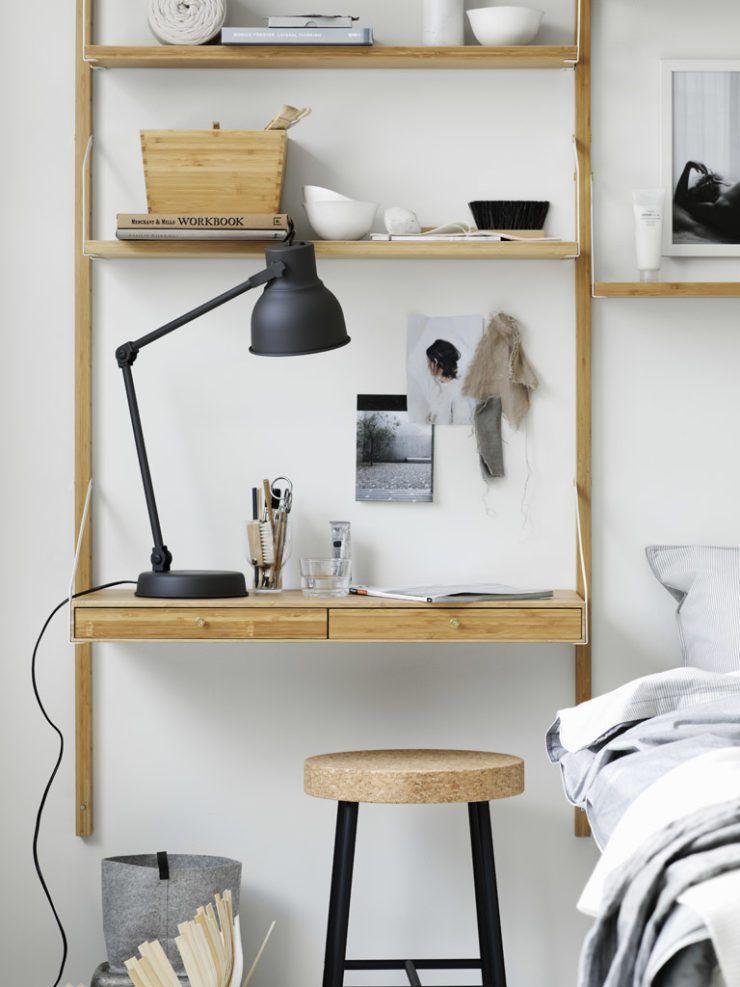Ikea svalnäs shelf via coco lapine design blog