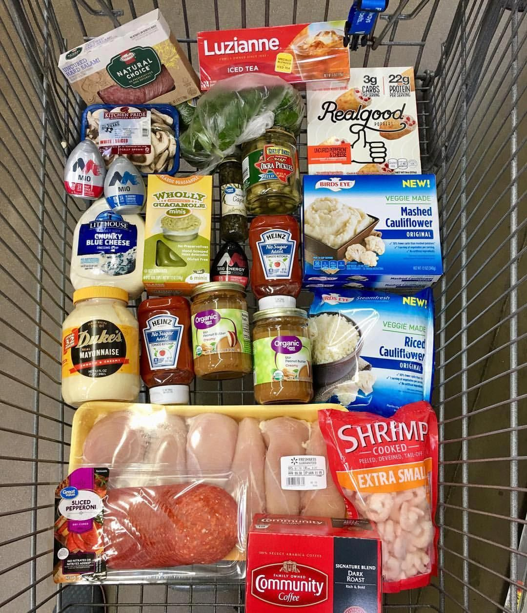Pin On Healthy Grocery List
