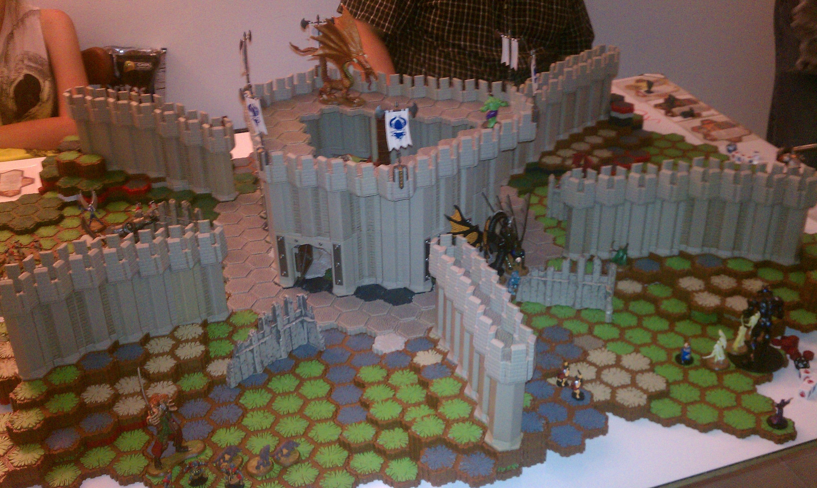 Heroscape Truly Only Limited By Your Imagination One Of The Few