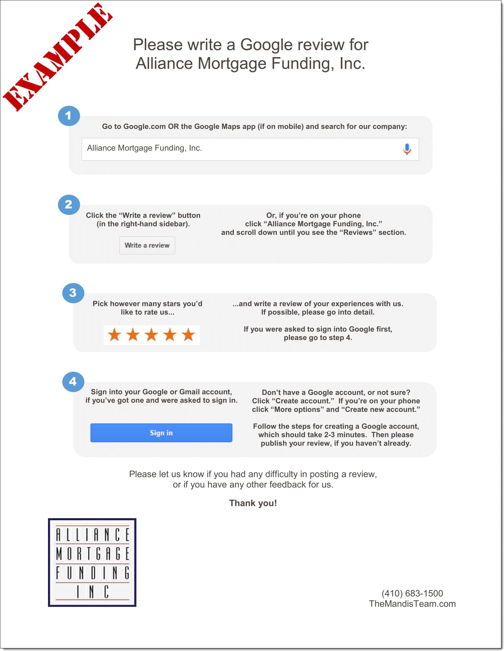 Mobile Site Preview Google Reviews Business Reviews Google Maps App