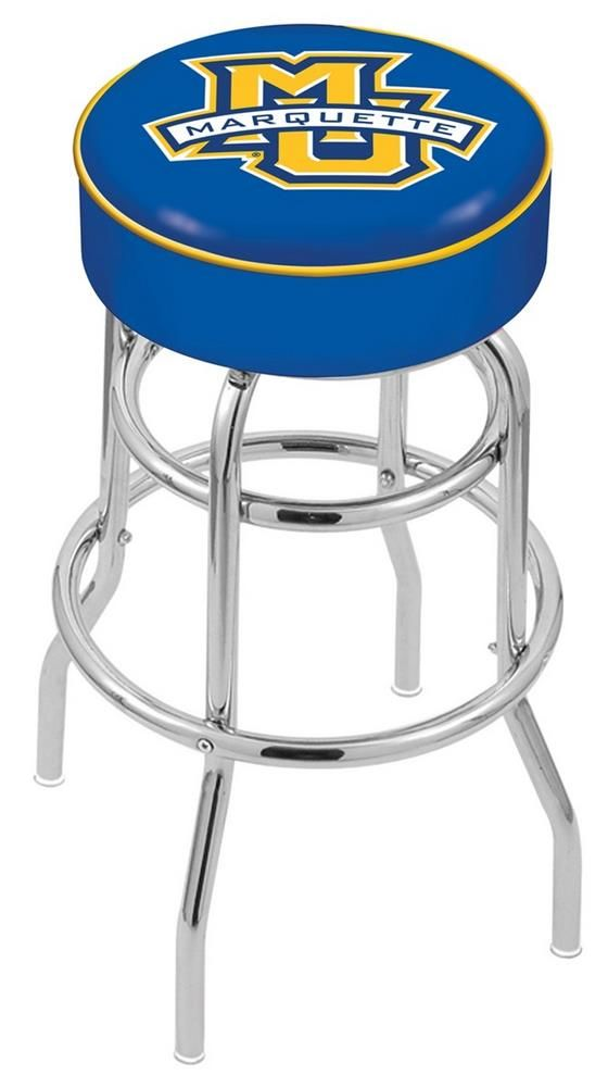 Marquette University Retro Bar Stool