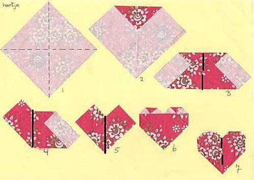 Favoriete origami kaarten maken - Google zoeken   origami   Pinterest  @GB79