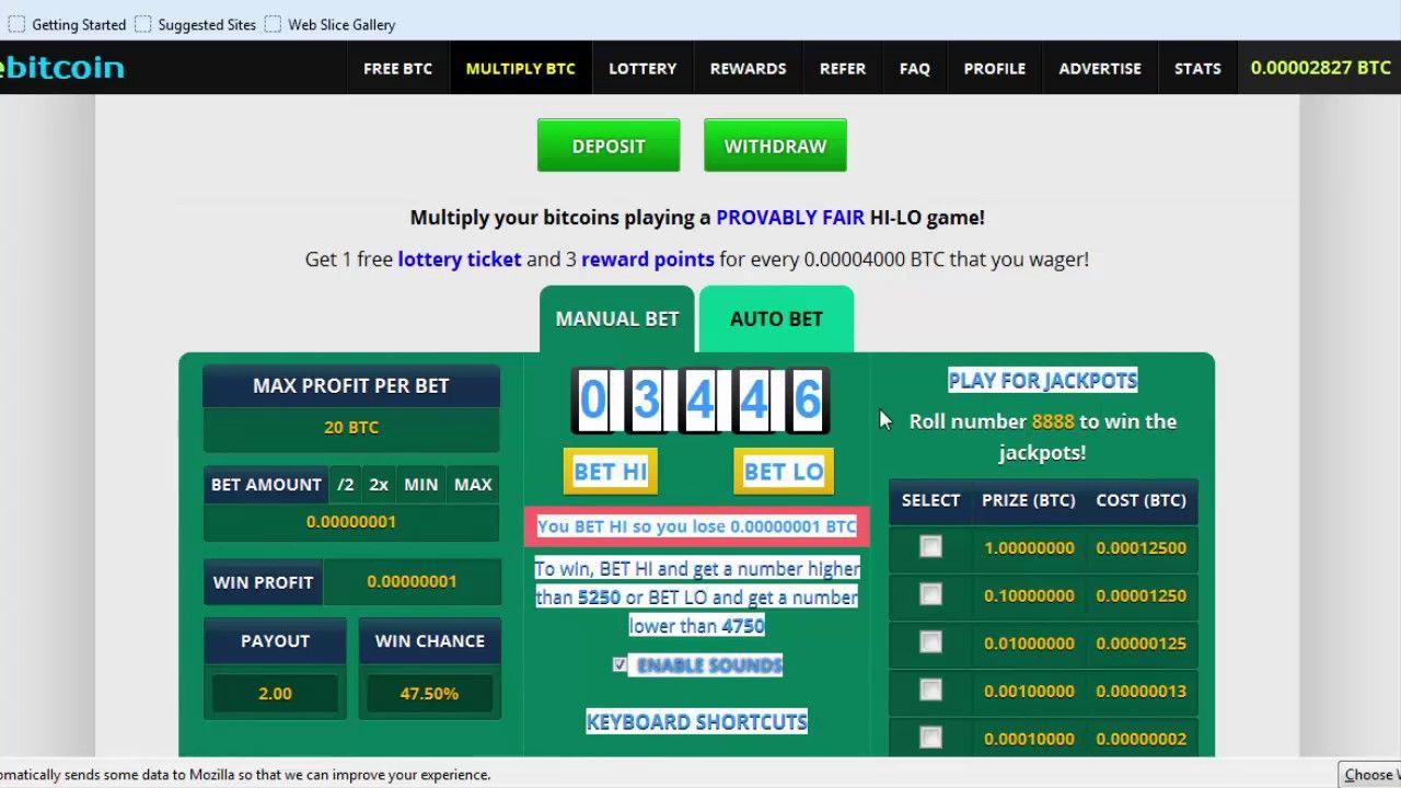Free Bitcoin Faucet 2017 | Free Bitcoin 0 00006325 BTC | Pinterest ...