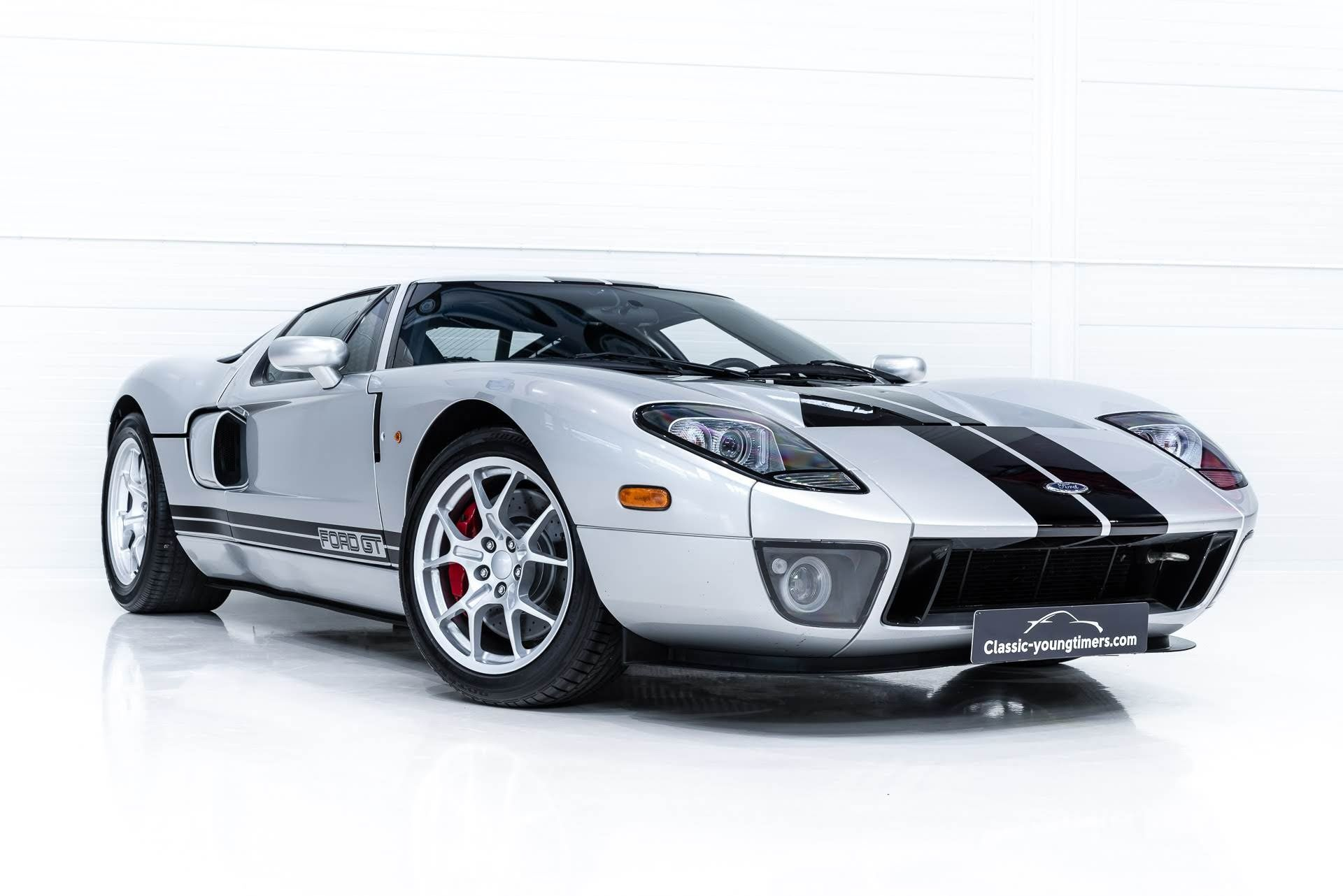 2005 Ford Gt Classic Driver Market Ford Gt Ford Gt For Sale Car Ford