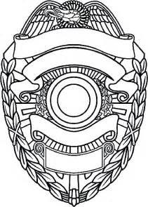 Th 211 295 Pixels Badge Template Police Badge Police Art