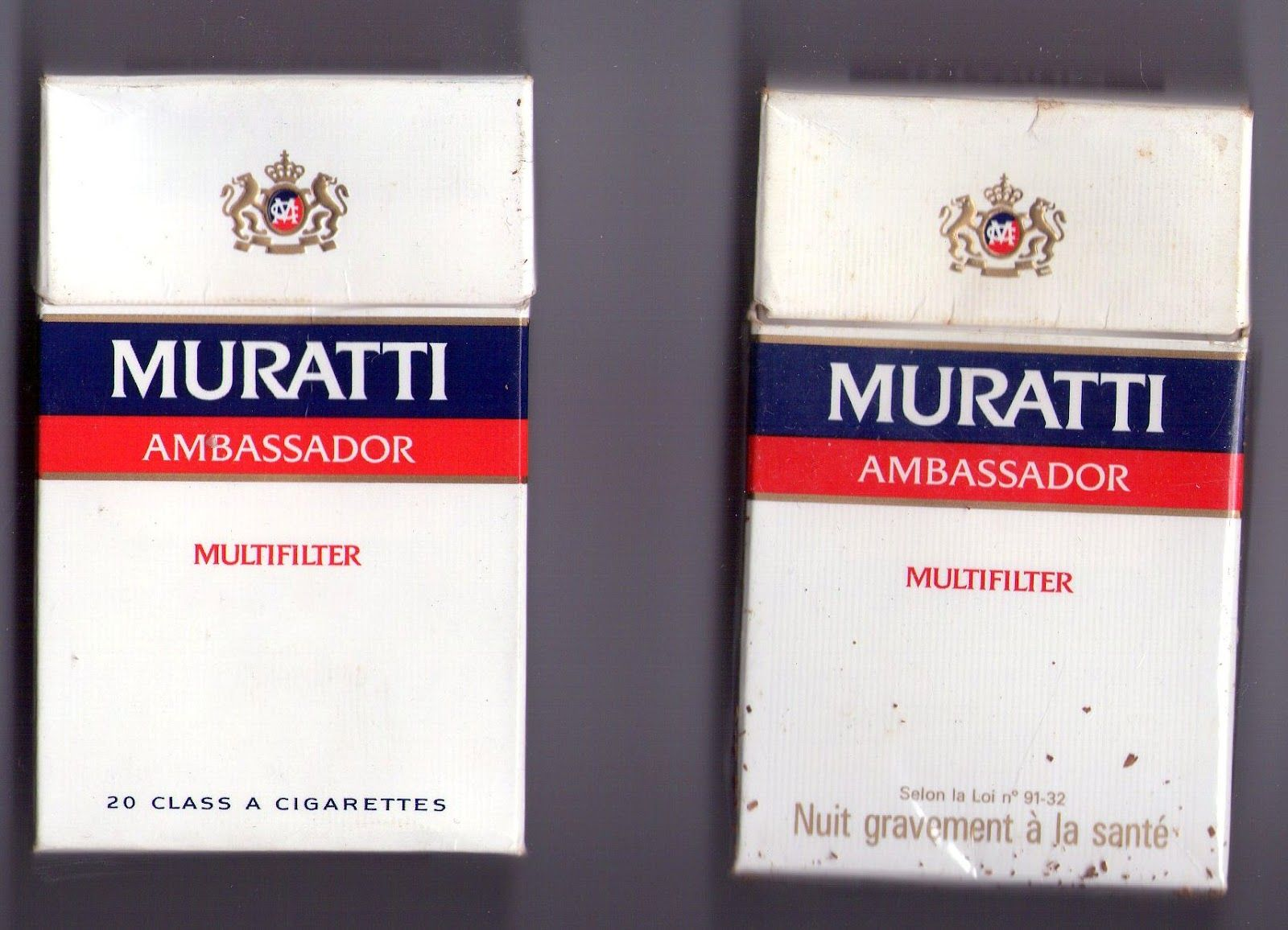 Marlboro cigarettes to buy in USA