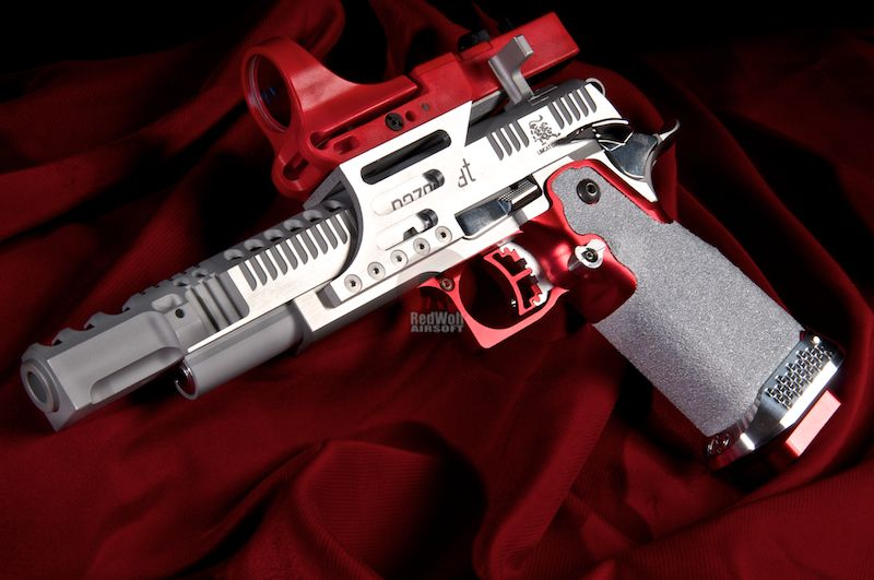 Buy Airsoft Surgeon 2013 IWA Version Red Open Cat with Real C-More-Airsoftsurgeon & other ...