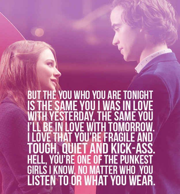 The Fault in Our Stars   If I Stay   Stay quotes, Book ...