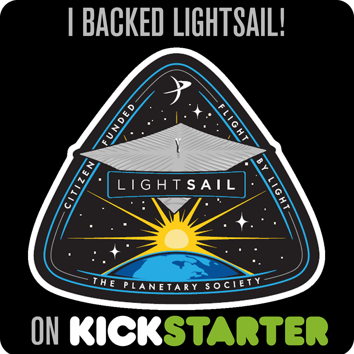I Backed Lightsail