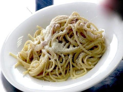Ricetta spaghetti alla gricia - Le ricette di CucinacoNoi
