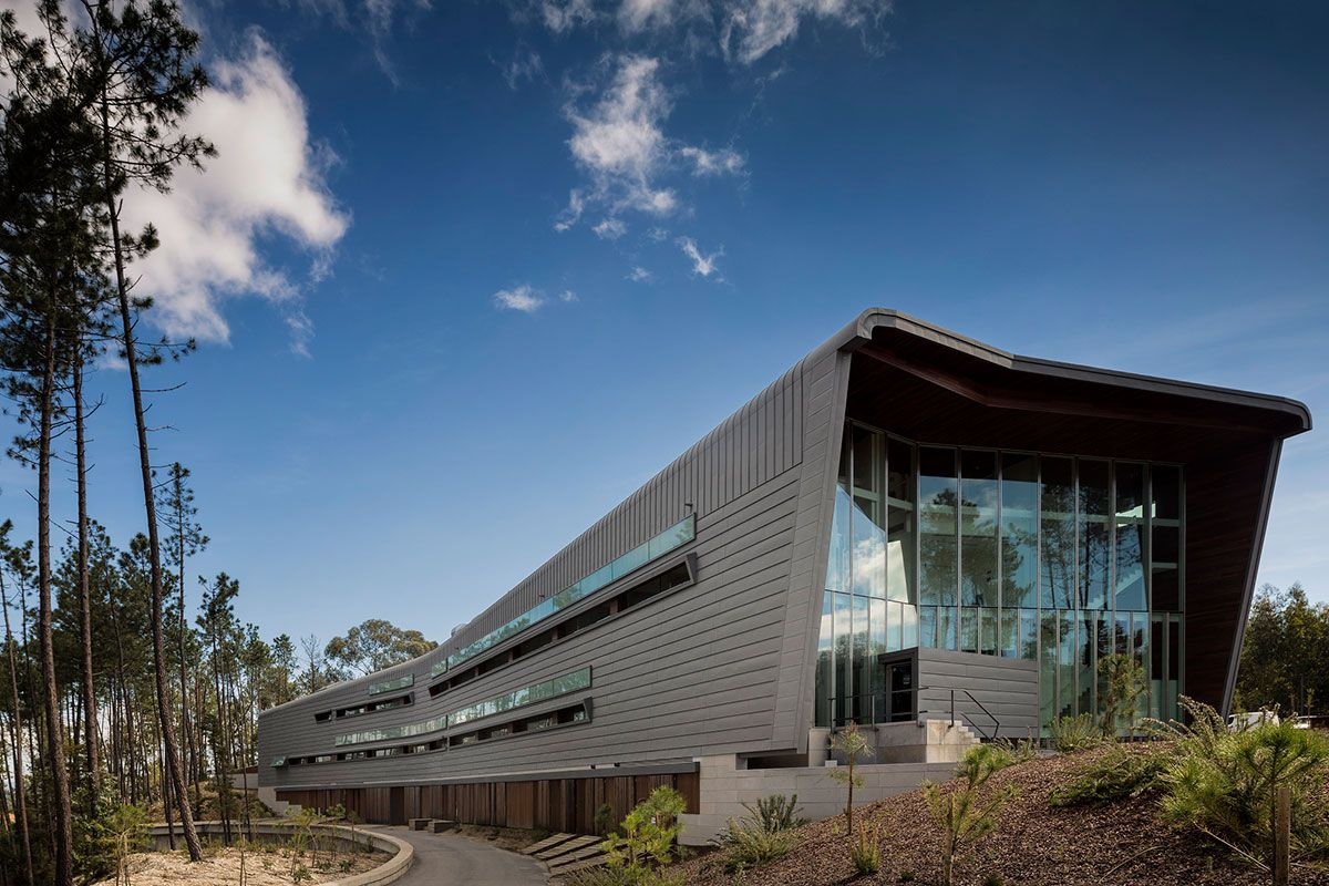 #architecture : Regional Blood Center of Coimbra