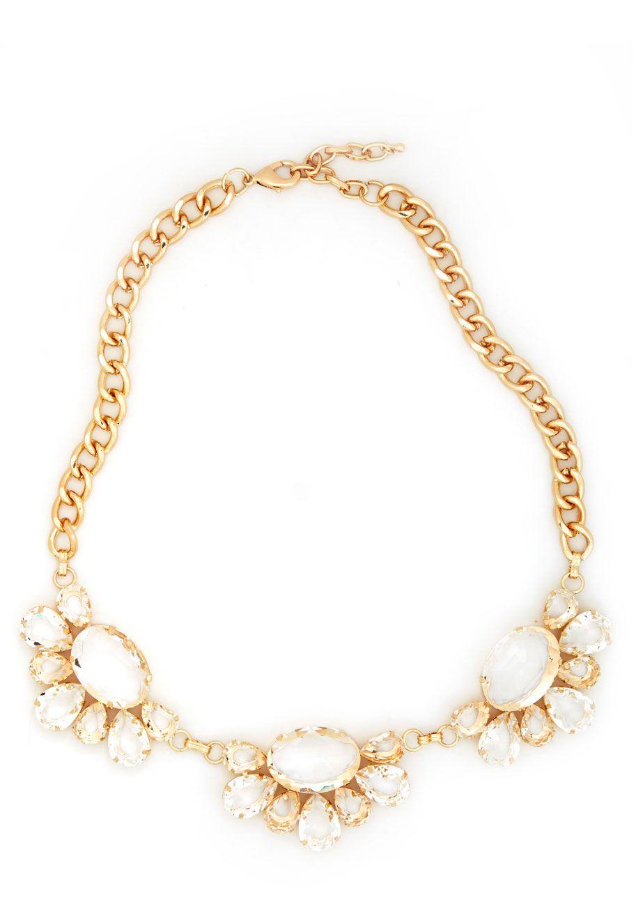 Bauble Necklace, #ModCloth