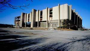 Richfield Coliseum | Cuyahoga valley national park ...