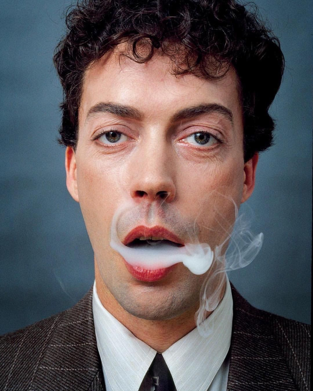 Nose piercing for big nose  Tim Curry  Iconic Portraiture  Pinterest  Tim curry