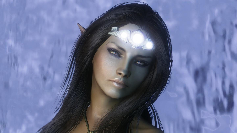 Beautiful Elves Mod Skyrim Skyrim Nexus Skyrim Mods And Community Elven Woman Skyrim Skyrim Nexus Mods