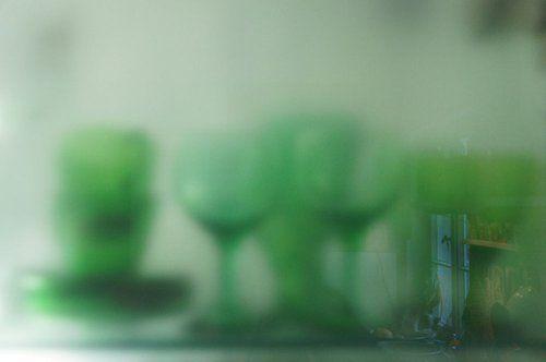 Jessica Backhaus, Green world (2012)