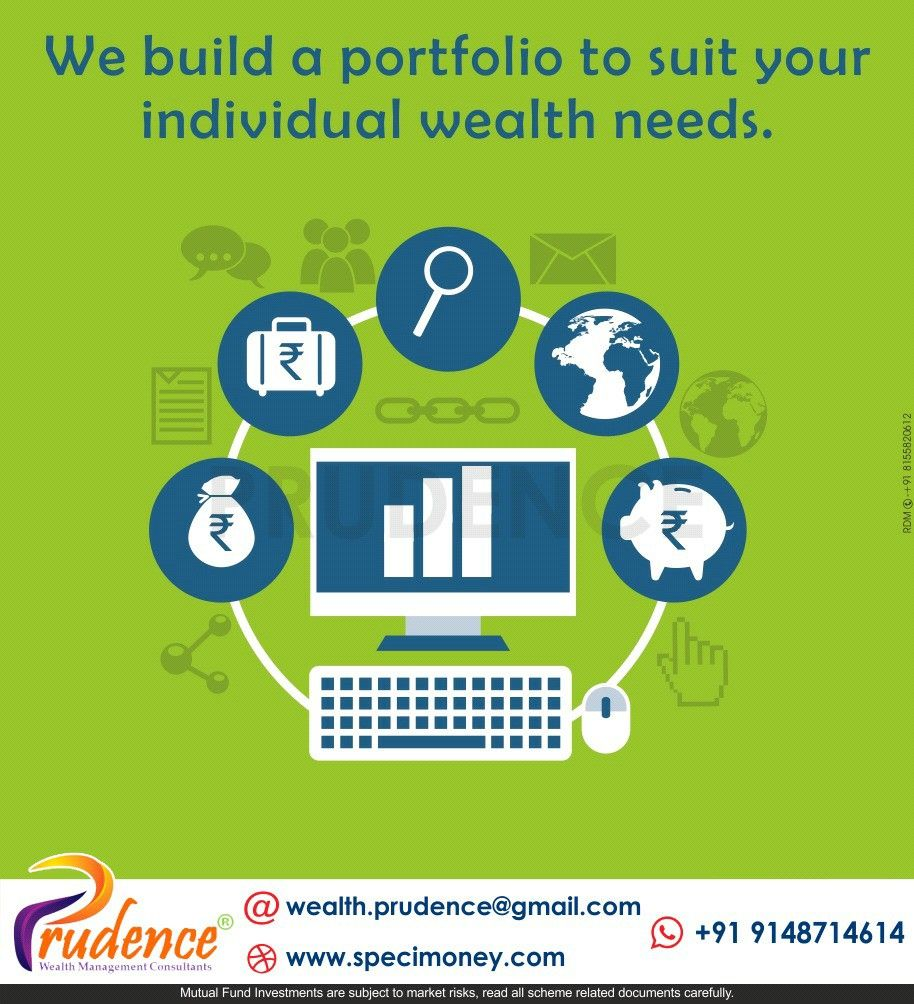 For More Details About Our Services Please Call Us On 919742912354 Financialplanners Wealthcreators Moneymanagers Prudencewealthmanagementc Fund Management