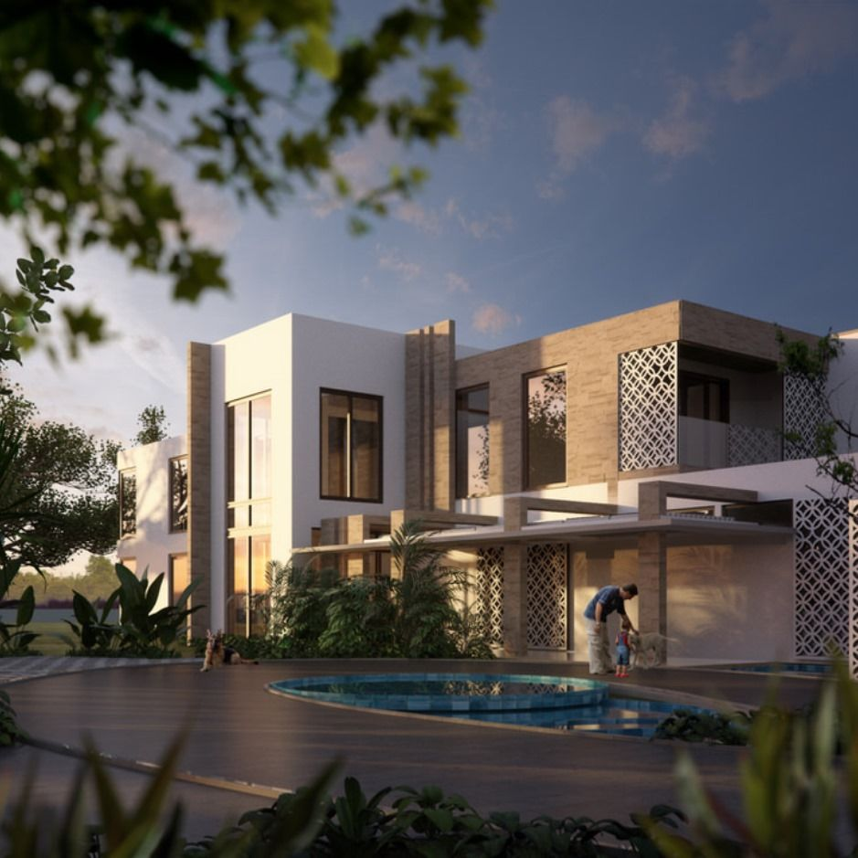 Large Private House #architecture #houses #residential #beglinwoods #moderndesign #modernhouses #luxuryhouses