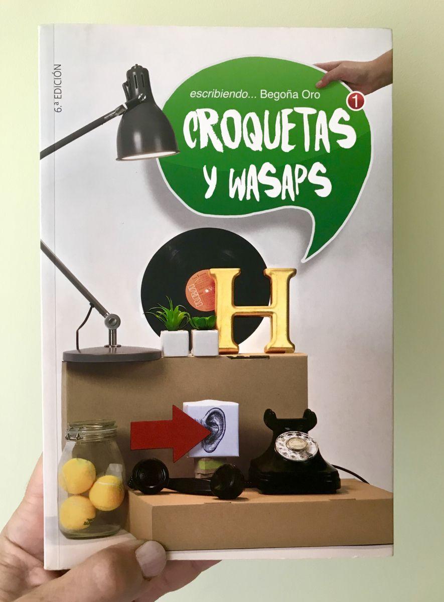 Croquetas Y Wasaps Pequeña Biblioteca Libros Para Niños Croquetas
